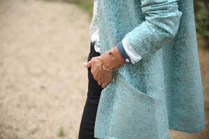 Bleu Tango, couleur et poèsie…