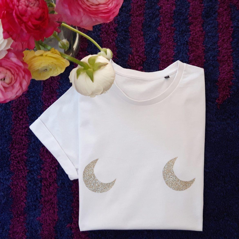 Mon tee-shirt Moon