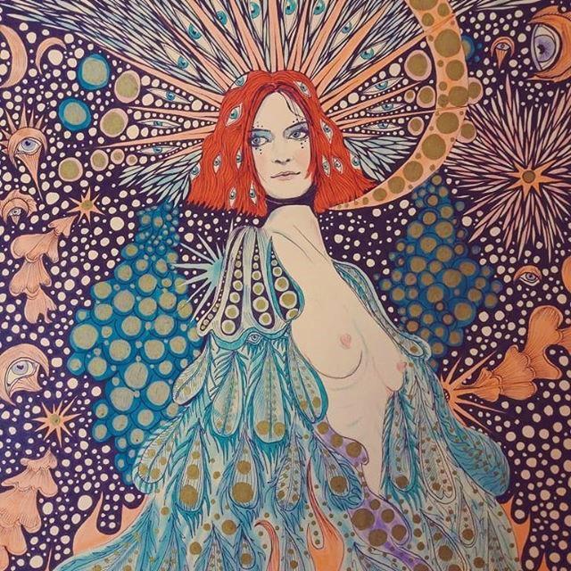 Mes cercles de femmes «Lune Rousse»