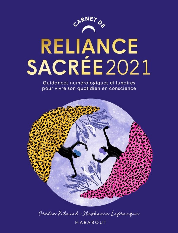 Carde reliance sacrée 2021   Orélie